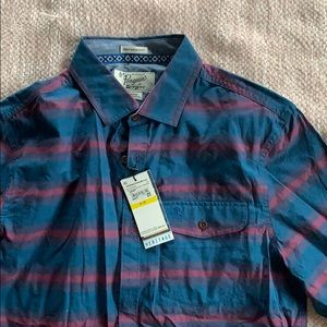 Penguin Heritage slim fit  button down